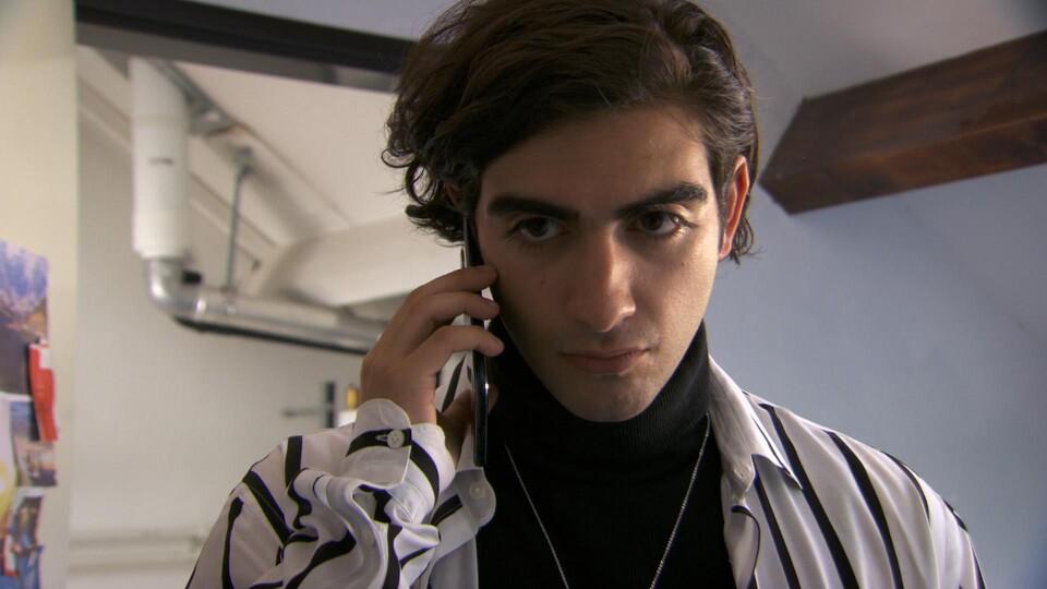 Screenshot van aflevering: Schrikken