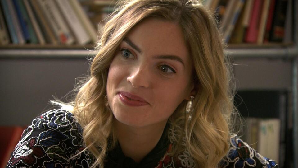 Screenshot van aflevering: Een heel naar bericht