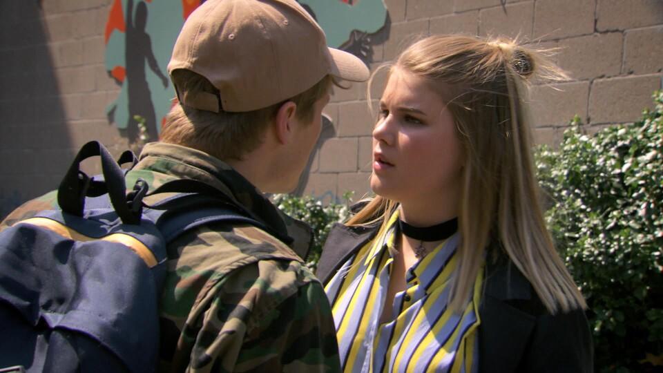 Screenshot van aflevering: Otis valt door de mand