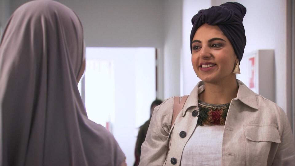 Screenshot van aflevering: De eerste date