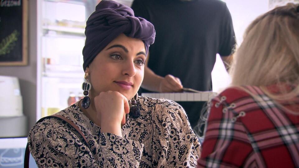 Screenshot van aflevering: Liefde stinkt
