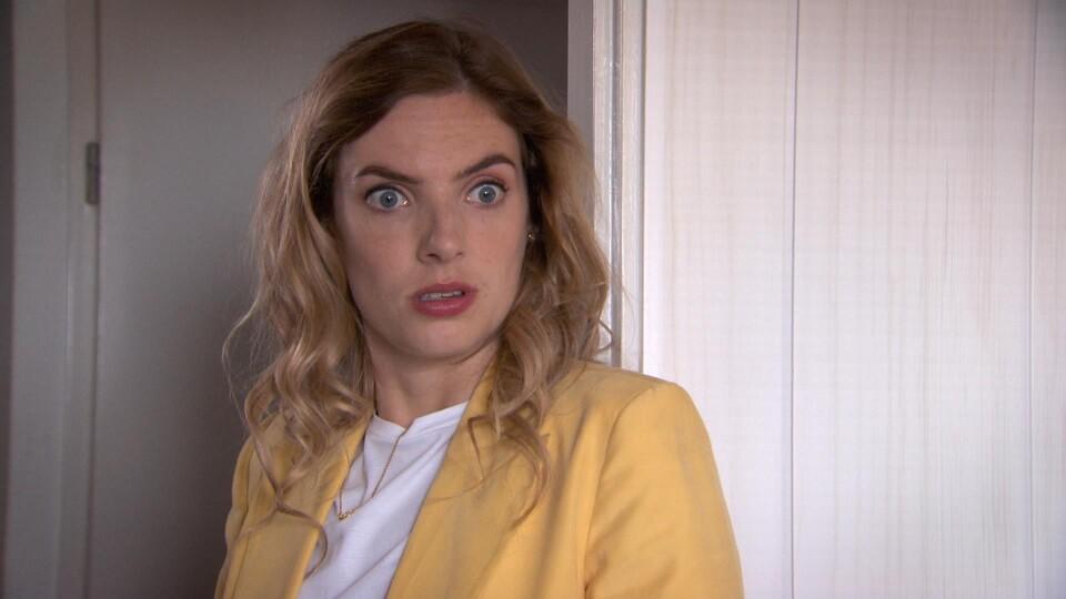 Screenshot van aflevering: Een belangrijke ontdekking