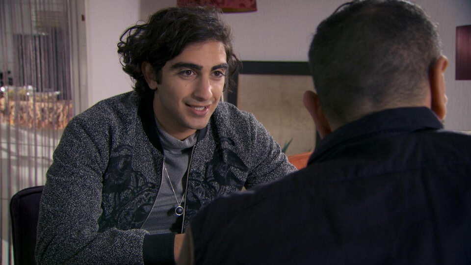 Screenshot van aflevering: Een klein wonder