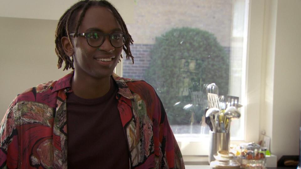 Screenshot van aflevering: Het feestmaal