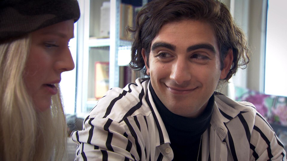 Screenshot van aflevering: Kusje erop?
