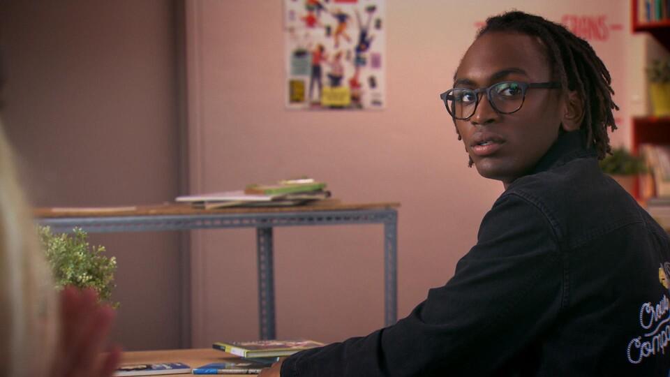 Screenshot van aflevering: Verborgen liefde