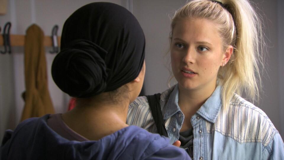 Screenshot van aflevering: Apenkooi