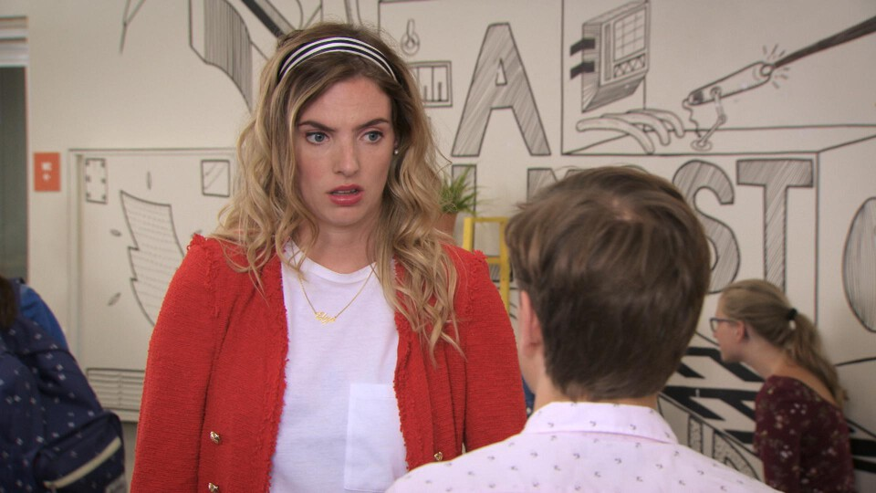 Screenshot van aflevering: Klikspaan