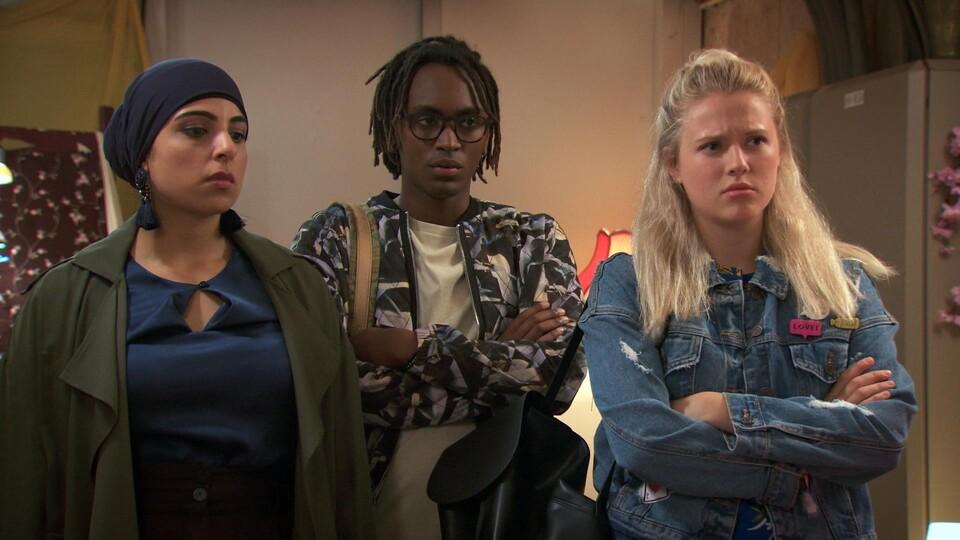 Screenshot van aflevering: Je moeder