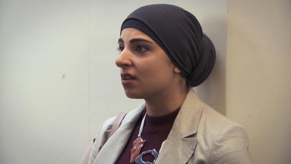 Screenshot van aflevering: Wie ben je echt?