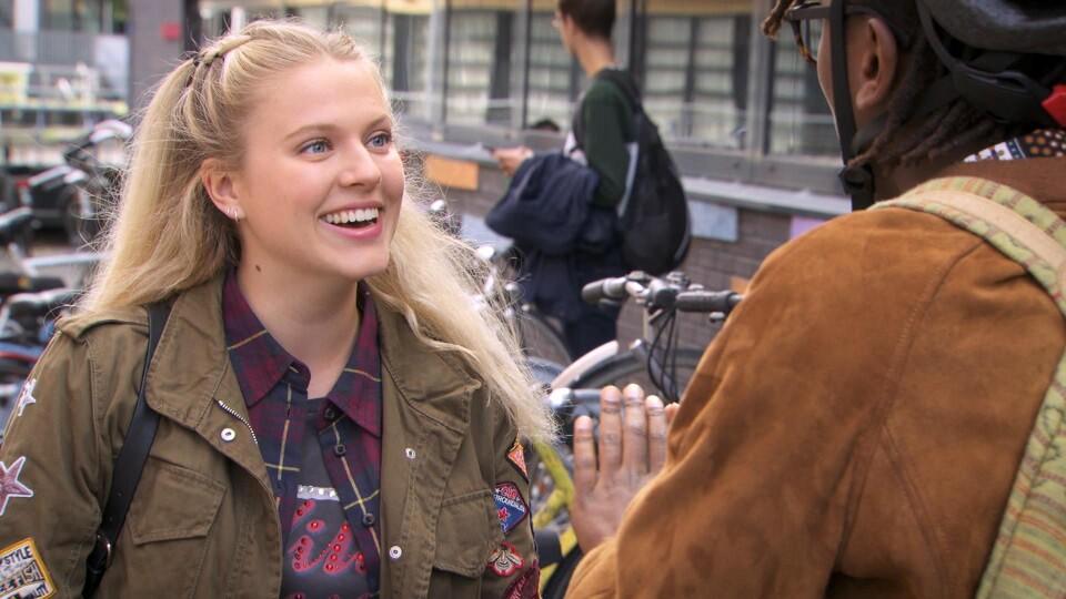 Screenshot van aflevering: De beslissing
