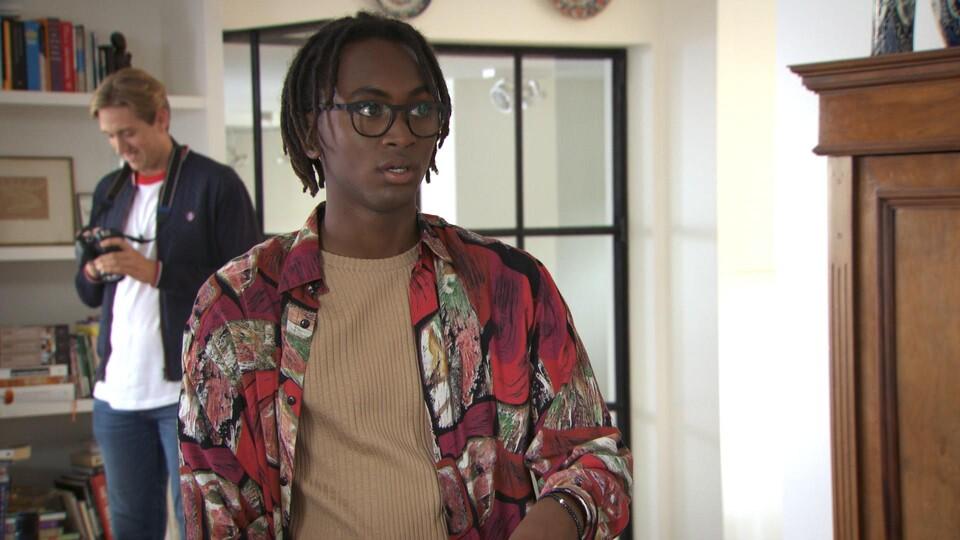 Screenshot van aflevering: Groot nieuws