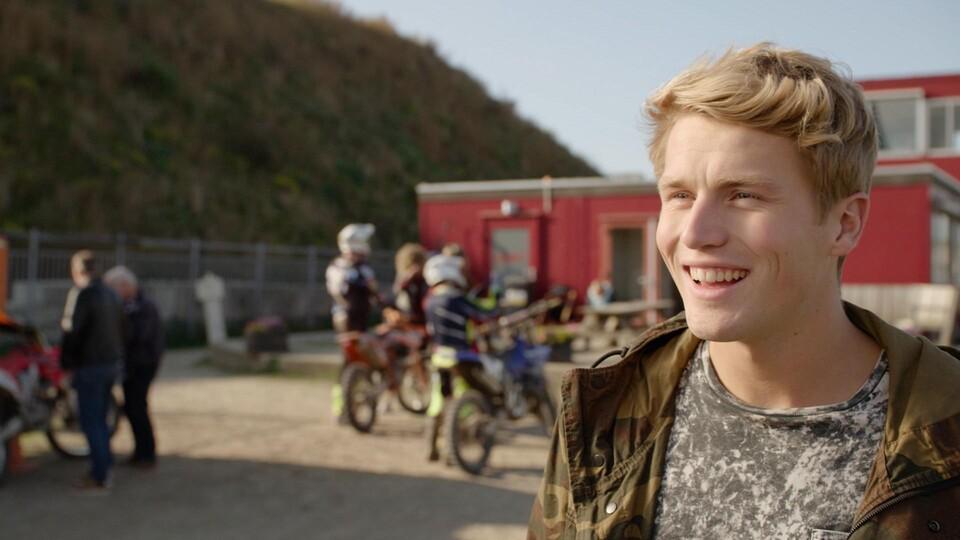 Screenshot van aflevering: Mannenwerk