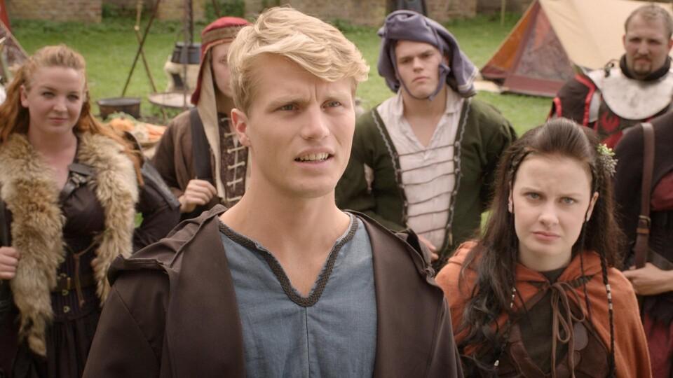 Screenshot van aflevering: De wraak van dwergkoning Rurik
