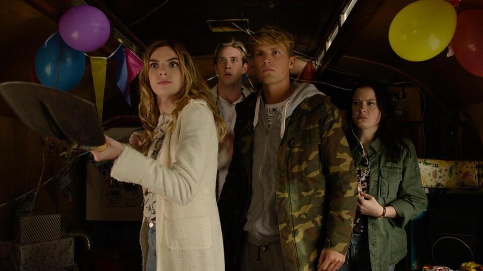 Screenshot van aflevering: Gluur Buur
