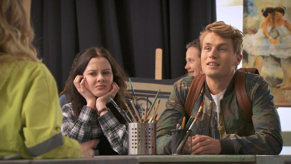 Screenshot van aflevering: De stille strijder