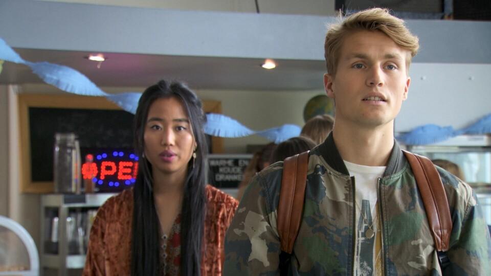 Screenshot van aflevering: Van ruilen komt huilen