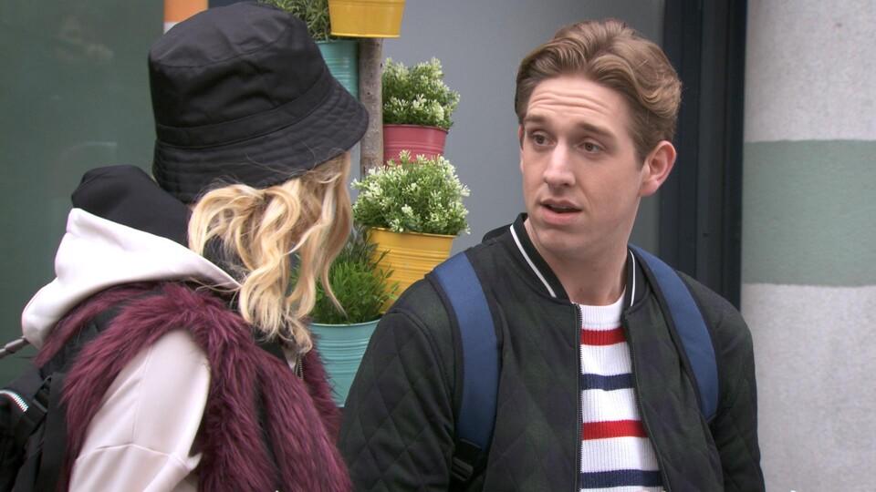 Screenshot van aflevering: Stank voor dank