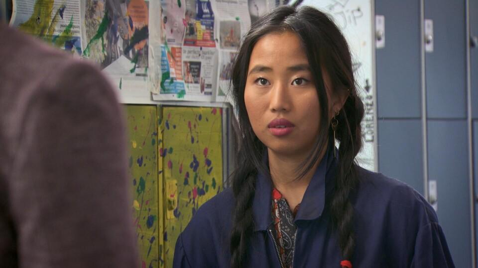 Screenshot van aflevering: Eens gegeven...