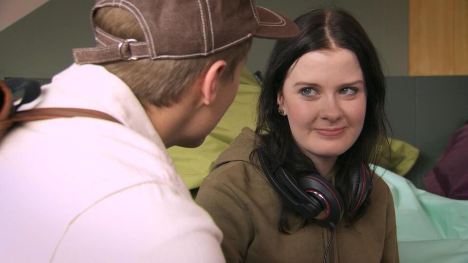 Screenshot van aflevering: Make Love, Not War