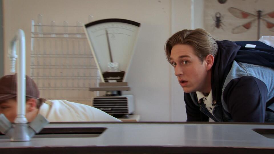 Screenshot van aflevering: Roofkunst & Kunstroof