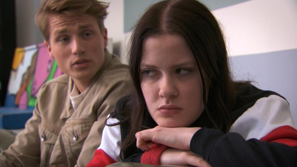 Screenshot van aflevering: Gedeelde smart is een derde smart