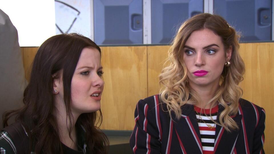 Screenshot van aflevering: Eigen schuld, dikke bult