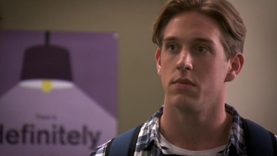 Screenshot van aflevering: Stijfkop
