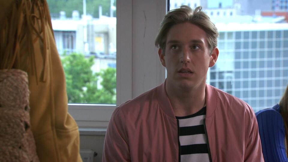 Screenshot van aflevering: ARIE!