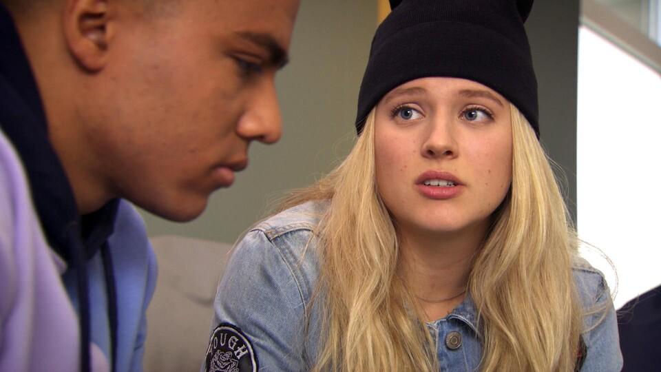 Screenshot van aflevering: De kerstcommissie
