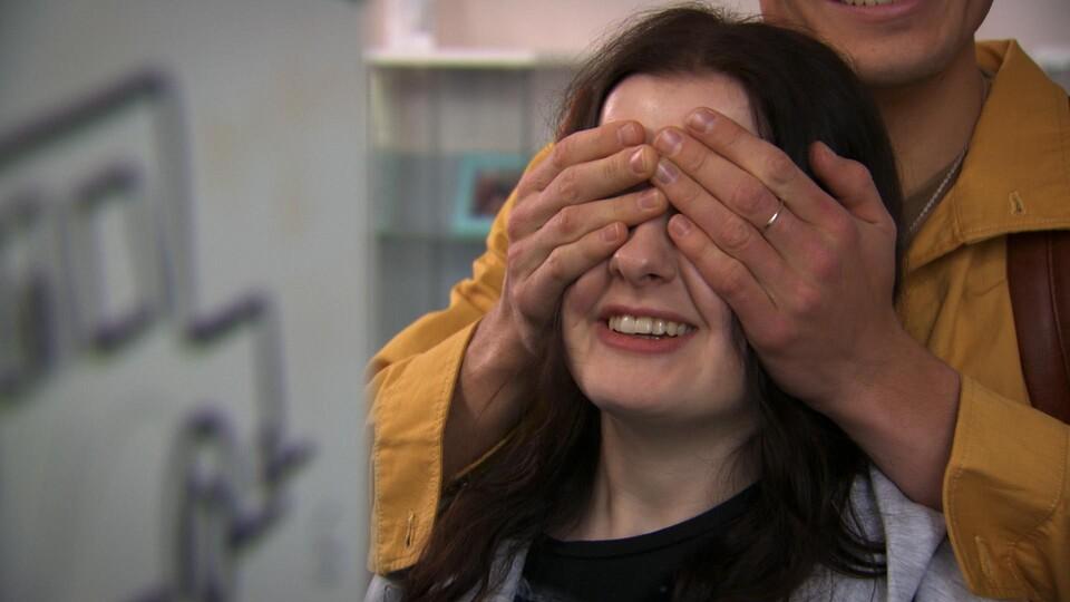 Screenshot van aflevering: Gelukkig Nieuwjaar!