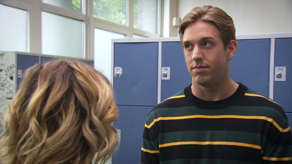 Screenshot van aflevering: Een beetje verliefd