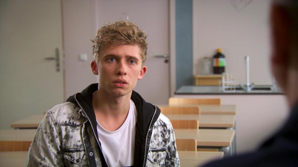 Screenshot van aflevering: Als een schoorsteen