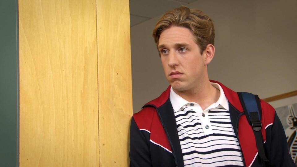 Screenshot van aflevering: Uit eigen ervaring