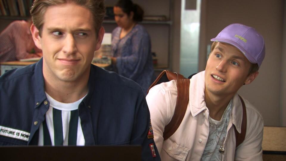 Screenshot van aflevering: Hou van mij!
