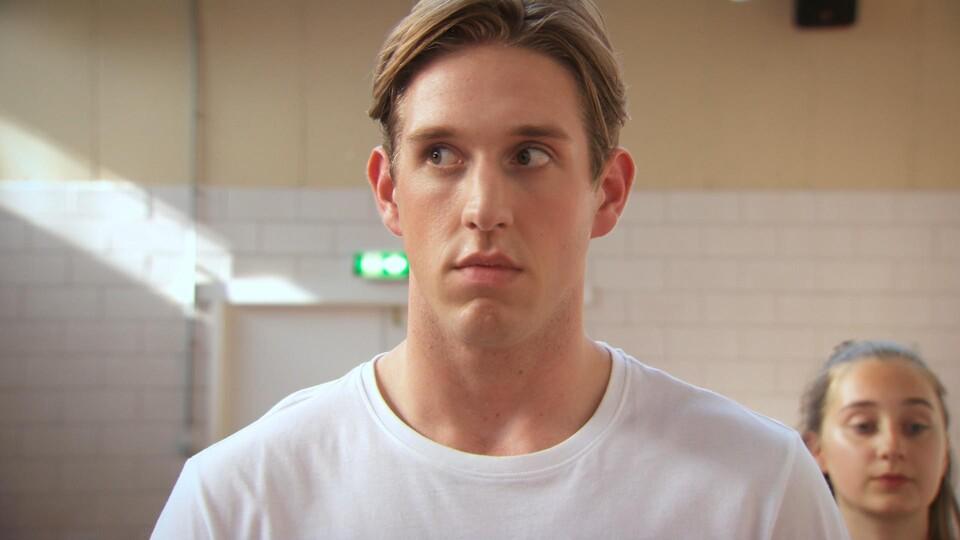 Screenshot van aflevering: Valentijn