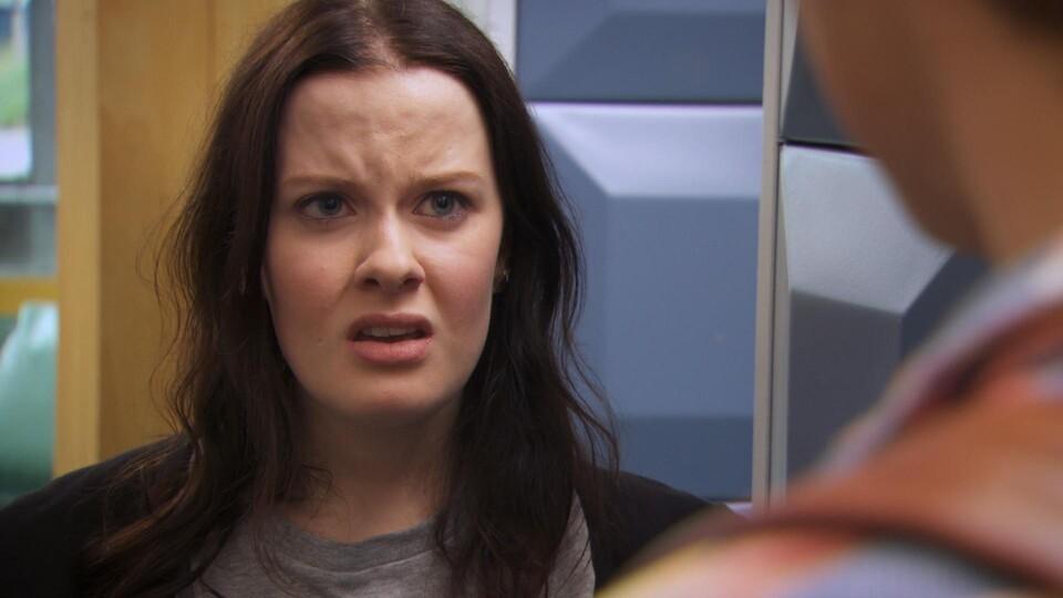 Screenshot van aflevering: Wraak of gerechtigheid
