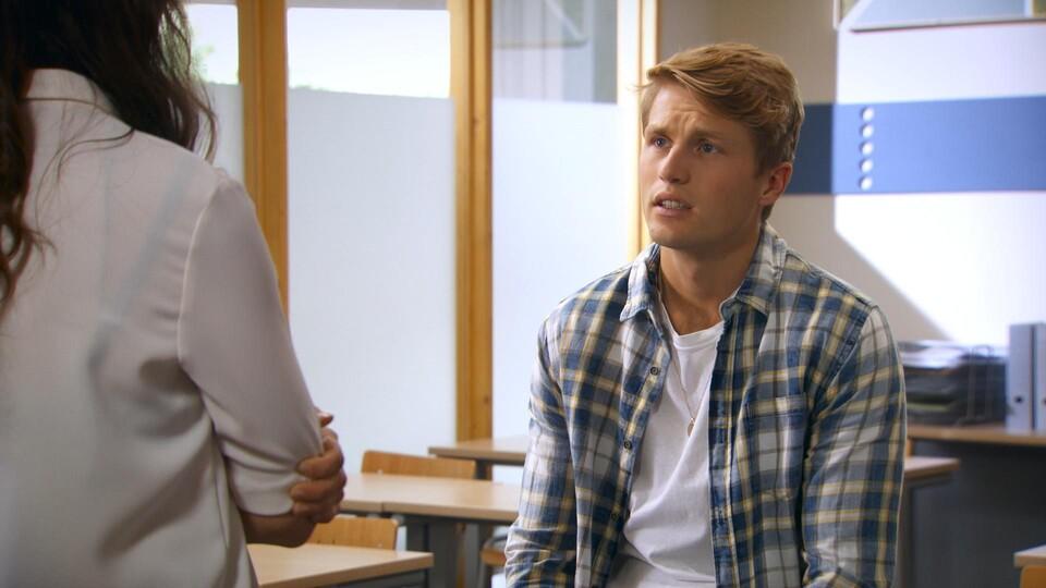Screenshot van aflevering: Afscheid doet pijn