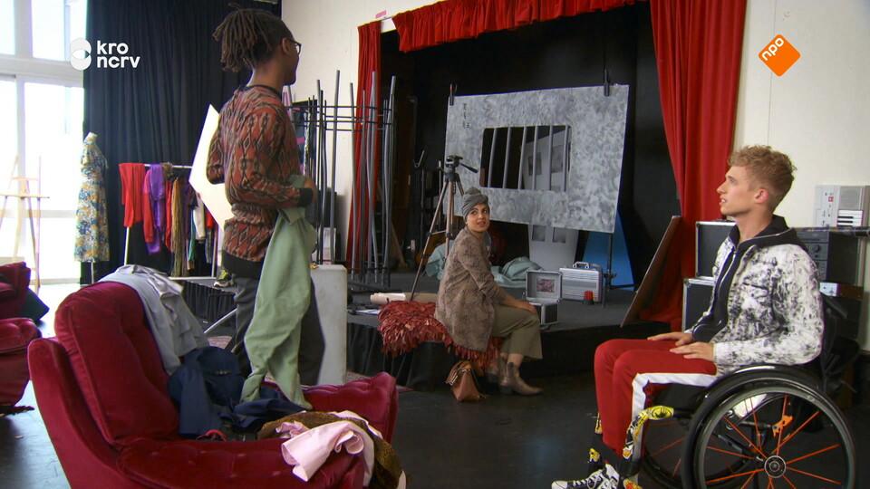 Screenshot van aflevering: Baas in eigen buik