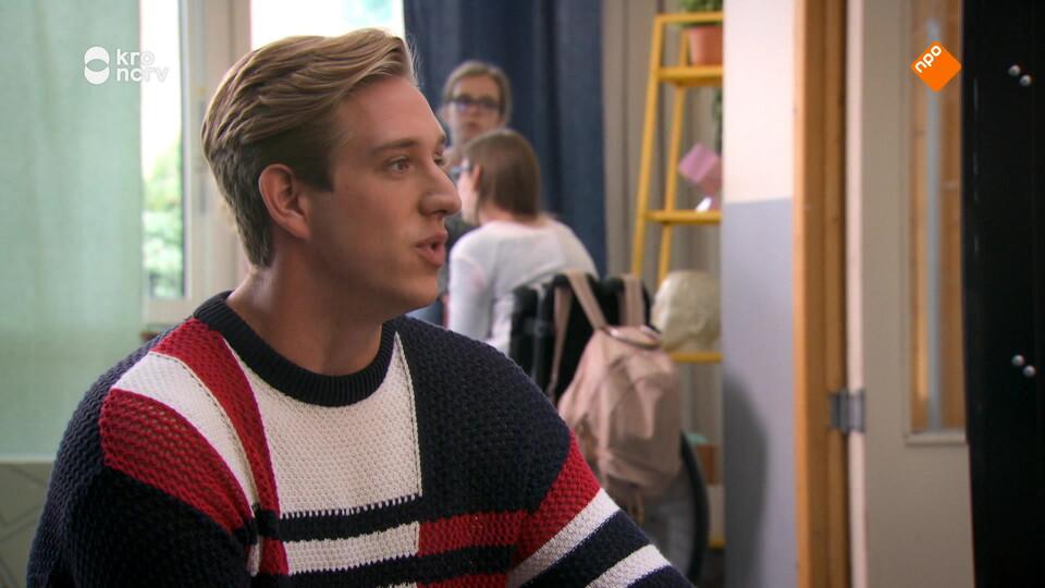 Screenshot van aflevering: Harde actie