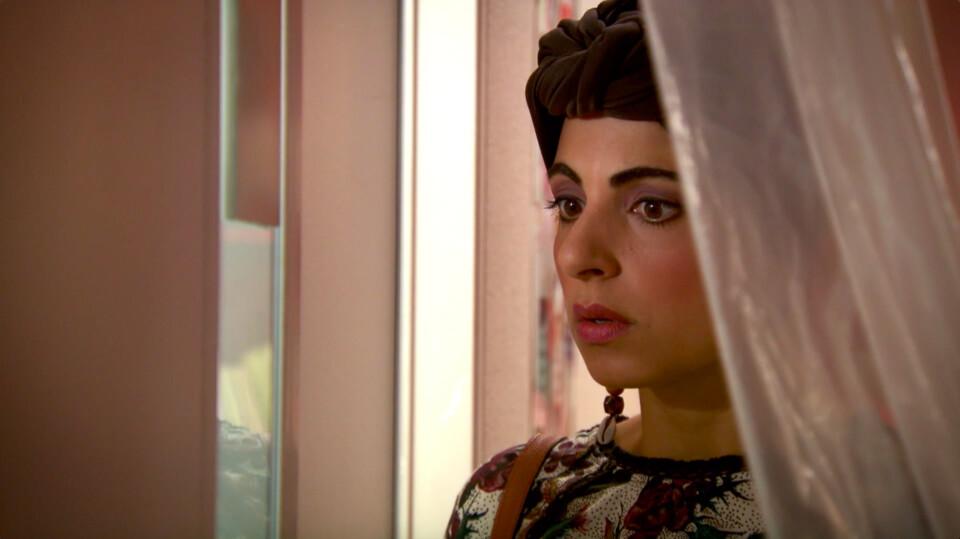 Screenshot van aflevering: Een akelig geheim