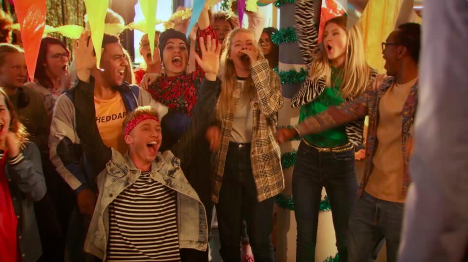 Screenshot van aflevering: Lang leve het Spangalis!