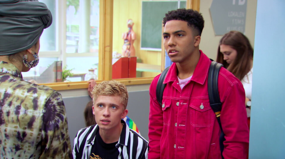 Screenshot van aflevering: Een belangrijke vondst