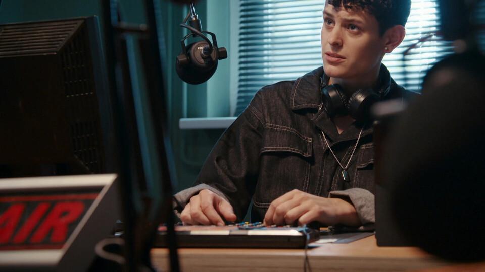 Screenshot van aflevering: De bom