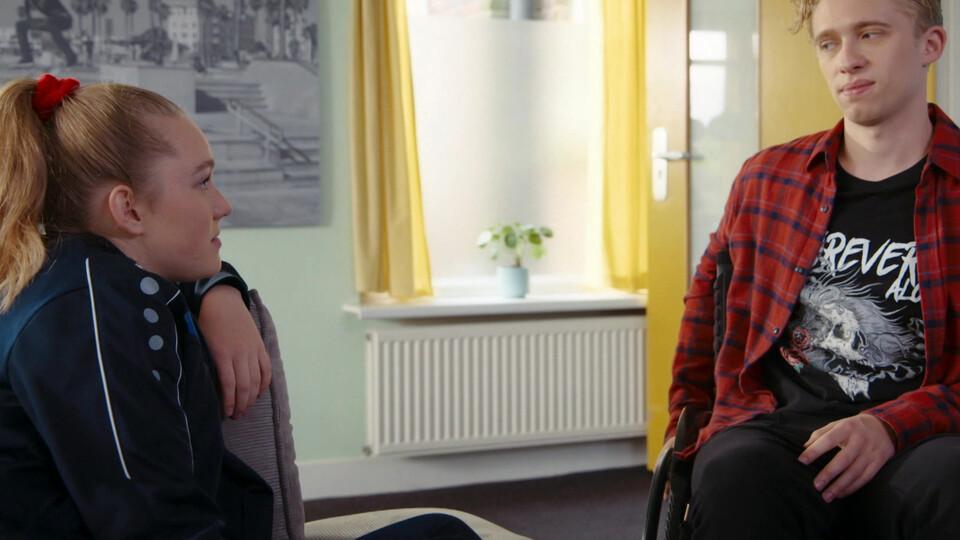 Screenshot van aflevering: Vraag & Aanbod