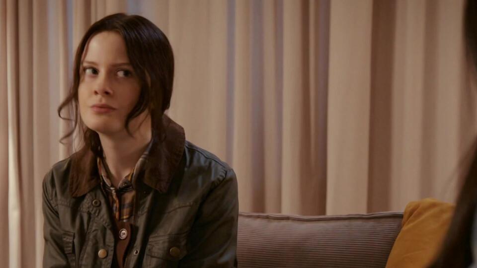 Screenshot van aflevering: Terug van weggeweest