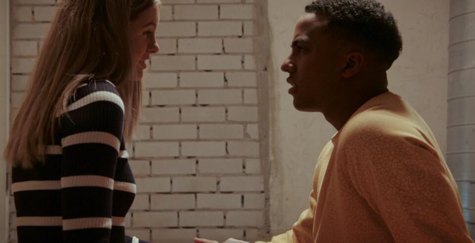 Screenshot van aflevering: Seks