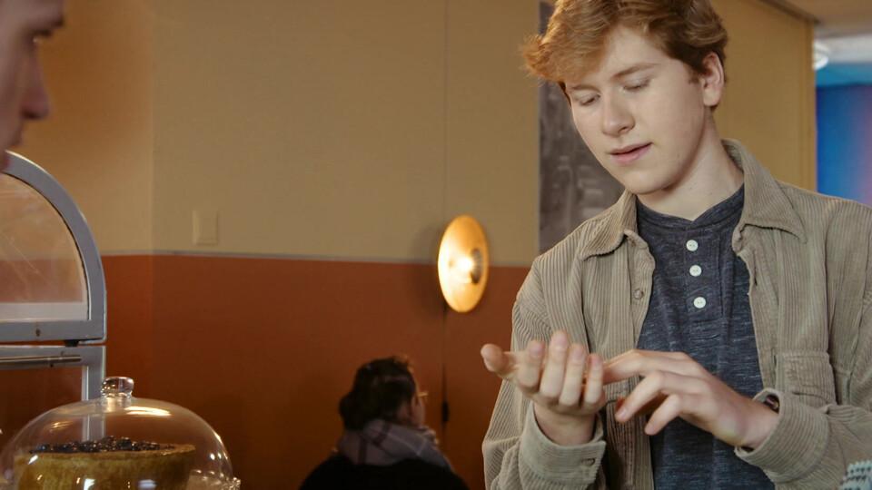Screenshot van aflevering: Heftig thuiskomen