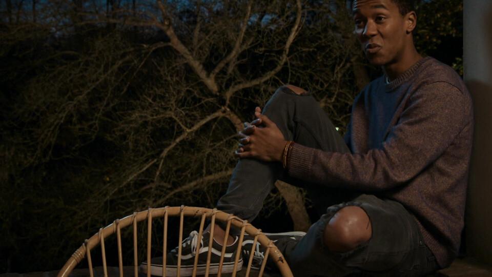 Screenshot van aflevering: Showtime