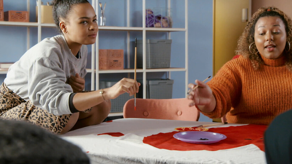Screenshot van aflevering: Nog lang en gelukkig
